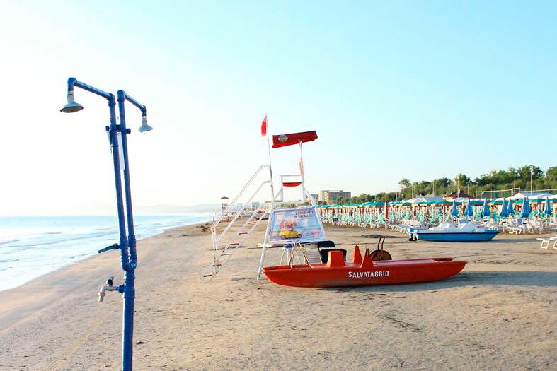 spiaggia senigallia hotel sul mare